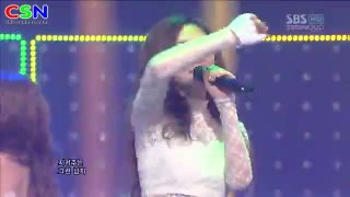 Tonight  (290712 Sbs Inkigayo 2012 London Olympics Special) - TAHITI