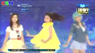 Like A Wave (Mnet M! Super Concert) - Hello Venus