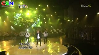 I Need You (Mbc 2012 Koica Dream Concert) - K.Will