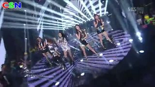 I Feel Good (090912 Sbs Inkigayo) - EXID