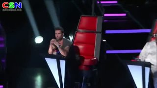 It Will Rain (The Voice 2012- Blind Audition) - Bryan Keith