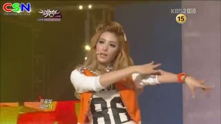 Lipstick (140912 Music Bank) - Orange Caramel