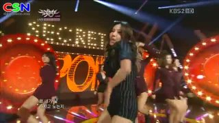 Poison (140912 Music Bank) - Secret