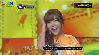 Lipstick (200912 M Countdown) - Orange Caramel