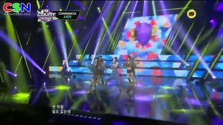 I'll Be There (Comeback Stage 200912 M Countdown) - SPICA