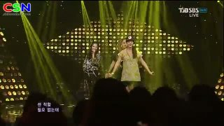 I'll Be There (230912 Sbs Inkigayo) - SPICA