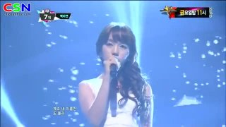Sad Song (270912 M Countdown) - Baek A Yeon