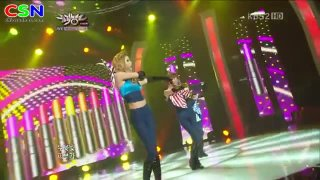 Lipstick (051012 Music Bank) - Orange Caramel