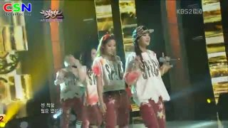 I' ll Be There; 051012 Music Bank - SPICA