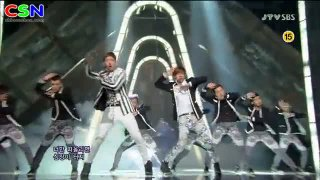I Don't Know (071012 Sbs Inkigayo) - DBSK