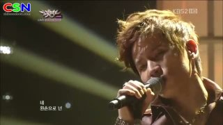 Butterfly + Please Don' 121012 Music Bank - K.Will