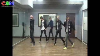 Who' s That Girl; Dance Practice - MR.MR