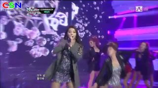 I Will Show You; 181012 M Coundown - Ailee