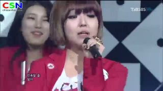 If I Were A Boy; I Don' t Need A Man (211012) - Miss A
