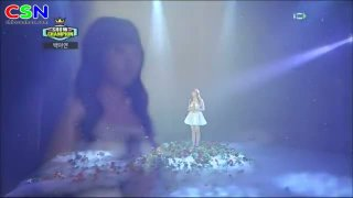 Sad Song; 231012 Mbc Show Champion - Baek A Yeon