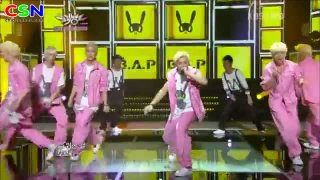 Stop It (261012 Music Bank Comeback Stage) - B.A.P