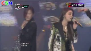 I Will Show You (081112 M Countdown) - Ailee