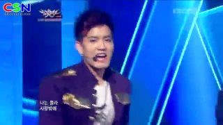 I Only Know Love (091112 Music Bank) - BTOB