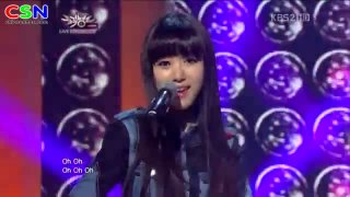 Get Out (091112 Music Bank) - AOA