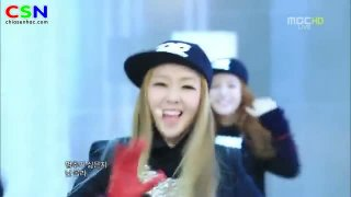 We Don't Stop (10112012 MBC Music Core) - FIESTAR