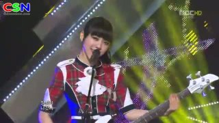 Get Out (10112012 MBC Music Core) - AOA