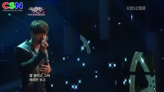 Men Are All Like That (16112012 Music Bank) - Kim Jong Kook