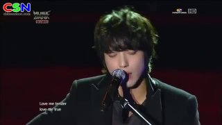 Love Me Tender - Jung Yong Hwa