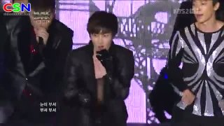 Sorry, Sorry (Music Bank in Chile) - Super Junior