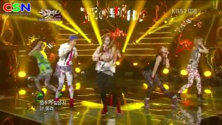 We Don't Stop (231112 Music Bank) - FIESTAR