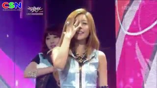 Don't Forget Me (301112 Music Bank) - Girl' s Day