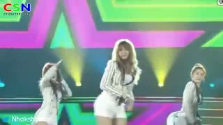 Lovey Dovey  (MBC Music Core in Vietnam) - T-Ara