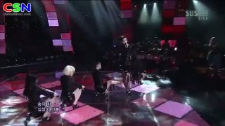 Lonely (161212 SBS Inkigayo) - SPICA