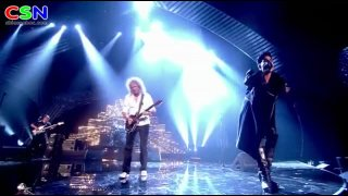 Medley (MTV EMA 2011) - Adam Lambert; Queen