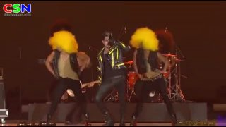 Whataya Want From Me; Trespassing (Mnet Asian Music Awards 2012) - Adam Lambert