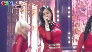 Lonely (040113 Music Bank) - SPICA