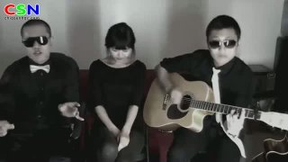 Gangnam Style (Acoustic Cover By Ra-On) - Psy