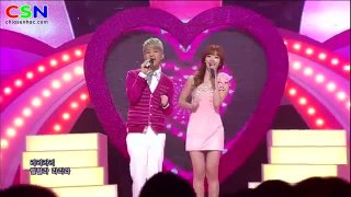 Everything Is Pretty (060113 SBS Inkigayo) - Sunhwa; Secret; Young Jae; B.A.P