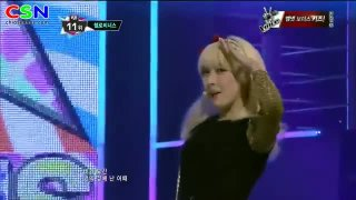 What Are You Doing Today (100113 M Countdown) - Hello Venus