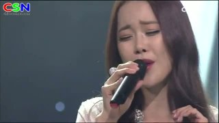 Hate (130113 SBS Inkigayo) - Baek Ji Young