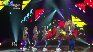 Bing Bing (250113 Music Bank) - Crayon Pop