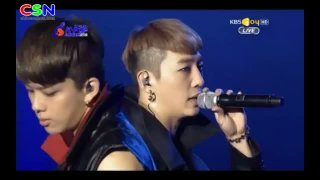Rain Sound; No Mercy (2nd Gaon Chart K-POP Awards) - B.A.P