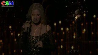 The Way We Were (Oscar 2013) - Barbra Streisand