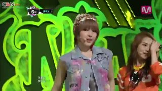 What's Your Name (020513 Mcountdown) - 4Minute