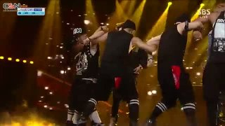 Trap (16.06.13 Sbs Inkigayo) - Henry