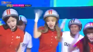 Bar Bar Bar (03.08.13 Music Core) - Crayon Pop