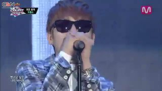 Sunglass (08.08.13 M Countdown) - Dickpunks
