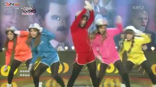 Bar Bar Bar (17.08.13 Music Bank) - Crayon Pop