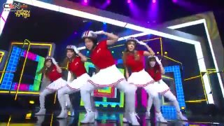 Bar Bar Bar (22.06.13 Mbc Music Core) - Crayon Pop