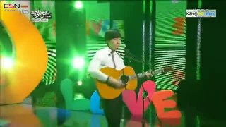 Love Love Love (28.06.13 Music Bank) - Roy Kim