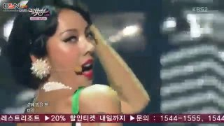 Going Crazy (28.06.13 Music Bank) - Lee Hyori
